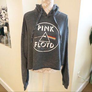 Pink Floyd   Hooded Concert Sweatshirt